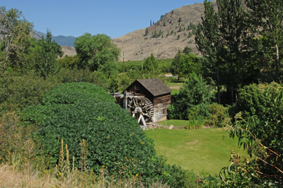 Keremeos Gristmill